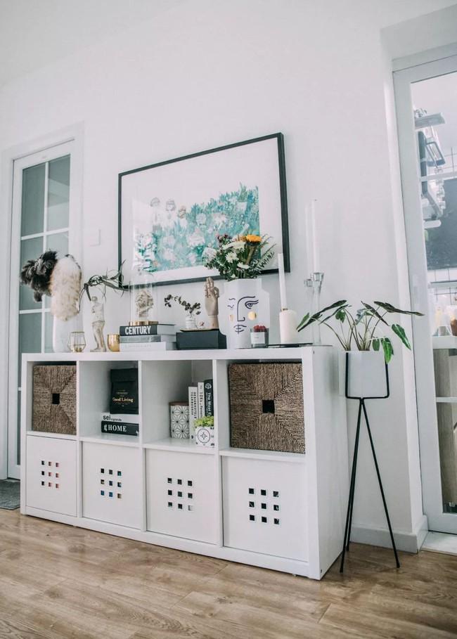 Cặp vợ chồng trẻ quyết biến nhà cũ 39m² thành tổ ấm thiết kế siêu thông minh và tiện ích - Ảnh 13.