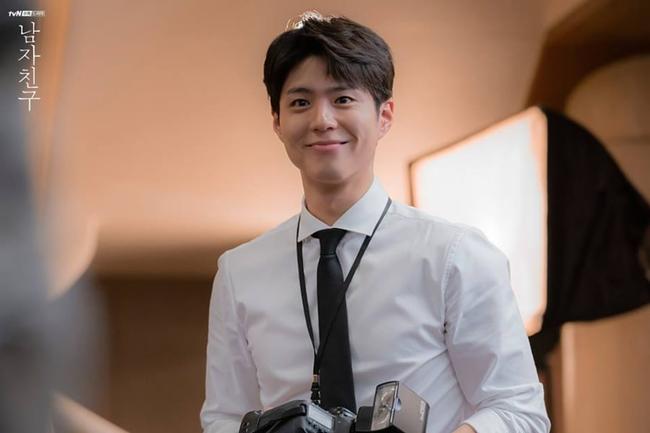 5 câu thoại đốn tim của Park Bo Gum khiến khán giả không thể chống đỡ trong Encounter - Ảnh 1.
