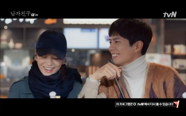 5 câu thoại đốn tim của Park Bo Gum khiến khán giả không thể chống đỡ trong Encounter - Ảnh 10.