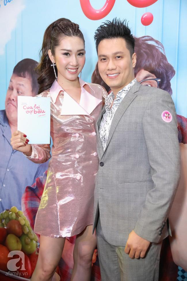Sau lùm xùm bị lôi vào đám cưới Cường Đô La, Hồ Ngọc Hà xuất hiện thân mật bên Kim Lý khi đến chúc mừng vợ chồng Trấn Thành  - Ảnh 17.