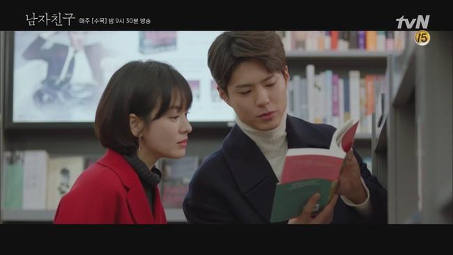 5 câu thoại đốn tim của Park Bo Gum khiến khán giả không thể chống đỡ trong Encounter - Ảnh 11.