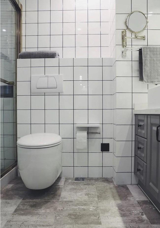 Chàng trai cung Xử Nữ khiến ai cũng trầm trồ khen ngợi vì có giải pháp thiết kế thông minh cho căn hộ 94m² - Ảnh 24.