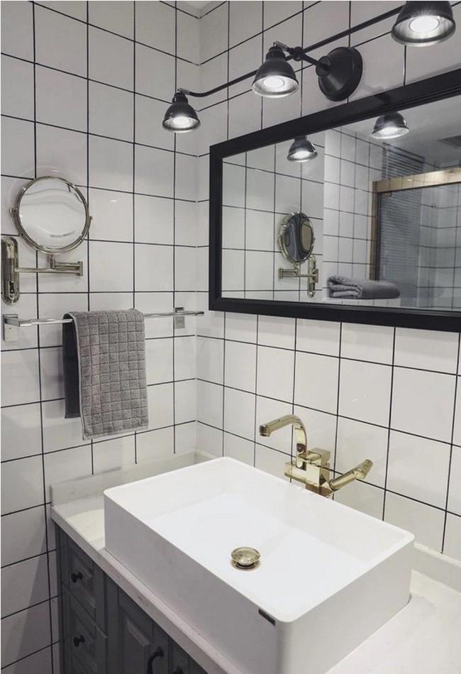 Chàng trai cung Xử Nữ khiến ai cũng trầm trồ khen ngợi vì có giải pháp thiết kế thông minh cho căn hộ 94m² - Ảnh 23.