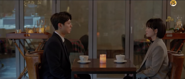 Park Bo Gum khóc sướt mướt khi Song Hye Kyo nói lời chia tay - Ảnh 2.