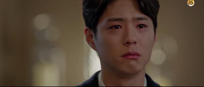 Park Bo Gum khóc sướt mướt khi Song Hye Kyo nói lời chia tay - Ảnh 7.