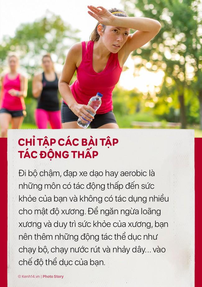 Tập thể dục rất tốt cho cơ thể nhưng hãy chú ý những sai lầm sau để tránh gây hại cho sức khoẻ và khiến bạn già đi trước tuổi - Ảnh 5.