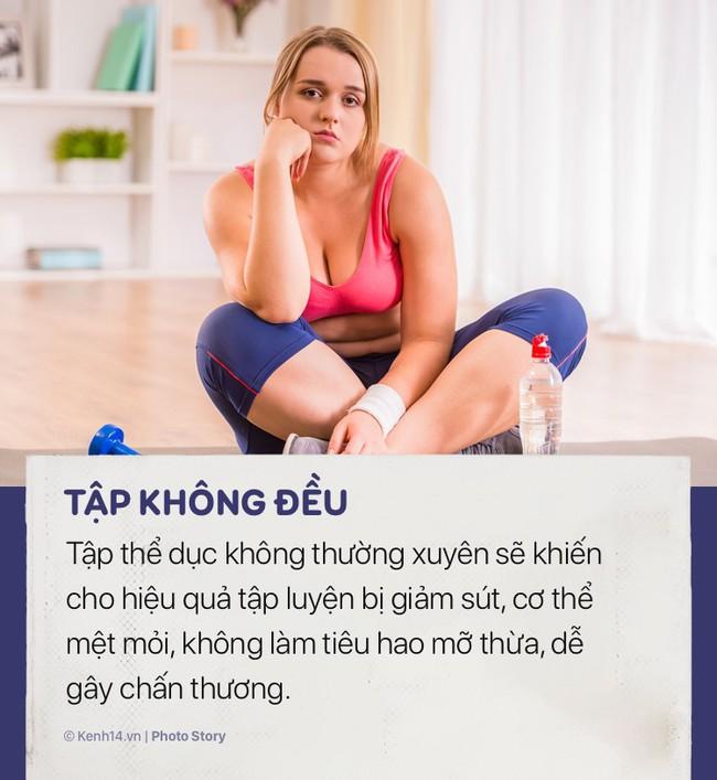 Tập thể dục rất tốt cho cơ thể nhưng hãy chú ý những sai lầm sau để tránh gây hại cho sức khoẻ và khiến bạn già đi trước tuổi - Ảnh 6.
