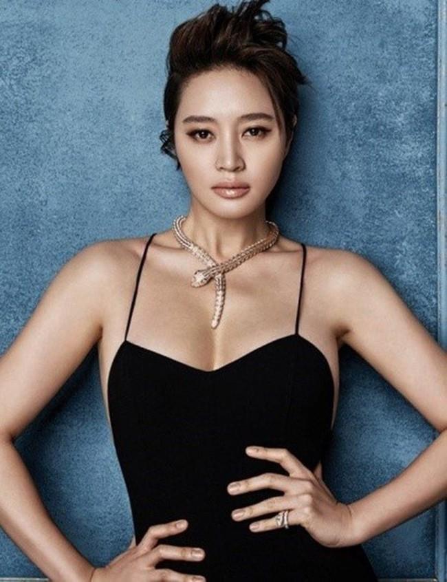 Dàn mỹ nhân sắc nước hương trời U40, U50 nhưng vẫn chọn cô đơn lẻ bóng của showbiz Hàn - Ảnh 2.