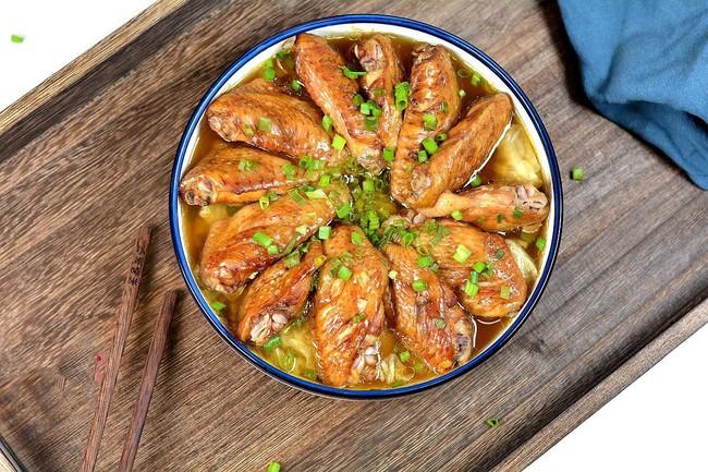 Thử ngay công thức cánh gà nướng này để Tết có món mới đãi cả nhà - Ảnh 5.
