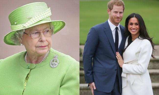 Tạp chí Mỹ tuyên bố gây sốc, Nữ hoàng bỏ ra số tiền khổng lồ để Meghan chấp thuận ly hôn, rời khỏi hoàng gia - Ảnh 1.