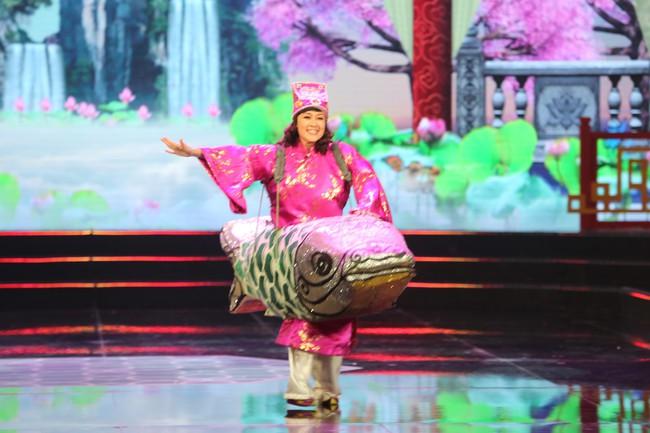 Táo Quân 2019: Quang Thắng - Vân Dung làm ảo thuật gia, mẹ chồng Lan Hương bất ngờ góp mặt  - Ảnh 8.