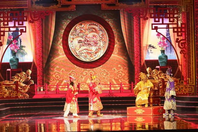 Táo Quân 2019: Quang Thắng - Vân Dung làm ảo thuật gia, mẹ chồng Lan Hương bất ngờ góp mặt  - Ảnh 9.
