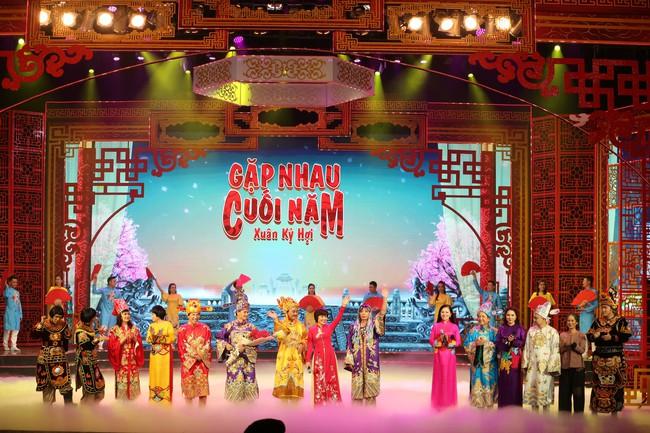 Táo Quân 2019: Quang Thắng - Vân Dung làm ảo thuật gia, mẹ chồng Lan Hương bất ngờ góp mặt  - Ảnh 13.