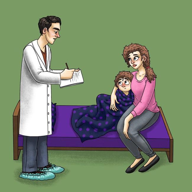 Muốn nuôi con khỏe mạnh, mẹ hãy nhớ để đừng bỏ qua 5 điều cấm kị bác sĩ dặn dò sau - Ảnh 1.