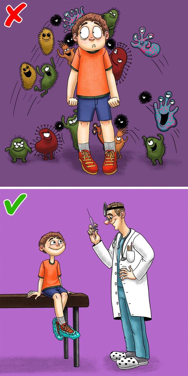 Muốn nuôi con khỏe mạnh, mẹ hãy nhớ để đừng bỏ qua 5 điều cấm kị bác sĩ dặn dò sau - Ảnh 4.