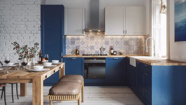 Nhà bếp với tủ lưu trữ ẩn là xu hướng gây sốt vào năm 2019! - Ảnh 13.