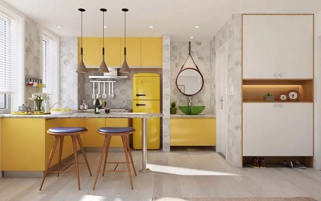 Nhà bếp với tủ lưu trữ ẩn là xu hướng gây sốt vào năm 2019! - Ảnh 15.