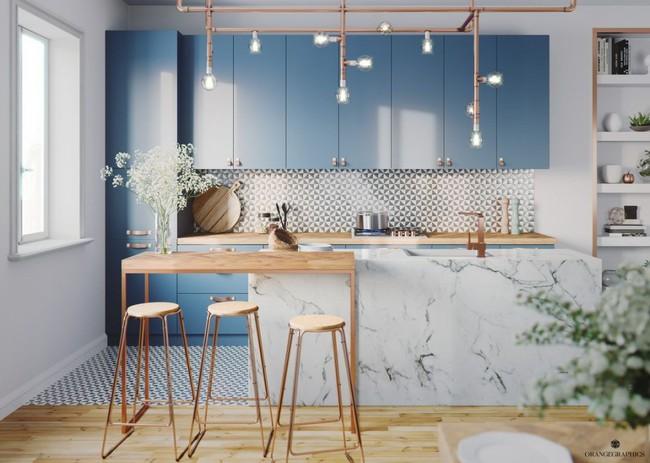 Nhà bếp với tủ lưu trữ ẩn là xu hướng gây sốt vào năm 2019! - Ảnh 16.