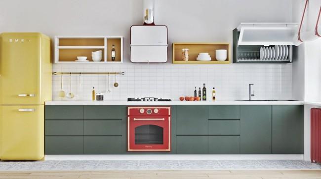 Nhà bếp với tủ lưu trữ ẩn là xu hướng gây sốt vào năm 2019! - Ảnh 19.