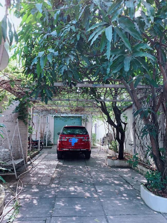 Nhà vườn bình yên và ngập tràn cây ăn quả của diễn viên Việt Trinh ở Bình Dương - Ảnh 6.