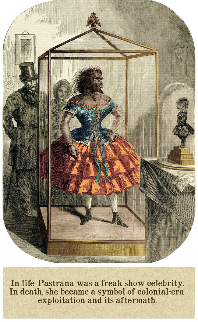Sự thật về người đàn bà xấu nhất thế giới được nhiều người cầu hôn và cái kết ám ảnh nhất lịch sử - Ảnh 3.