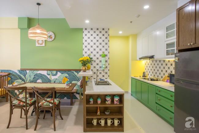 Căn hộ 70m² đặc biệt gây ấn tượng khi được thiết kế đậm chất đồng quê Việt ở quận 4, TP. HCM - Ảnh 11.