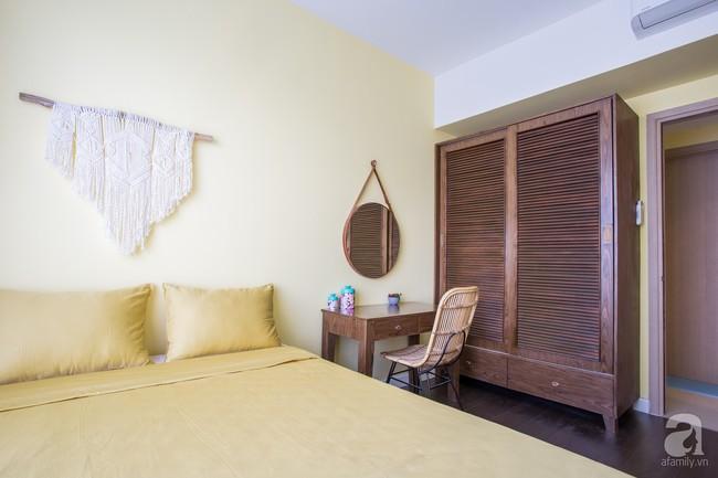 Căn hộ 70m² đặc biệt gây ấn tượng khi được thiết kế đậm chất đồng quê Việt ở quận 4, TP. HCM - Ảnh 13.