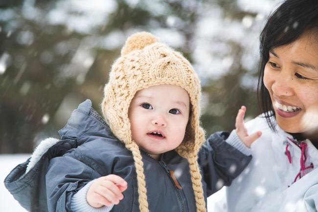"""Mẹ trẻ chia sẻ bí quyết mặc ấm """"chuẩn chỉ"""" cho con khi trời trở lạnh khiến ai nấy cũng phải gật gù tâm đắc - Ảnh 1."""