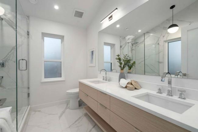 Thiết kế nhà tối giản dành cho gia đình đông người thời hiện đại chuẩn không cần chỉnh - Ảnh 13.