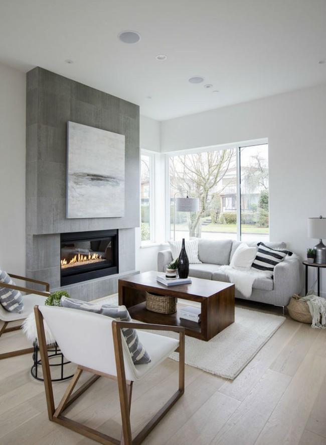Thiết kế nhà tối giản dành cho gia đình đông người thời hiện đại chuẩn không cần chỉnh - Ảnh 2.