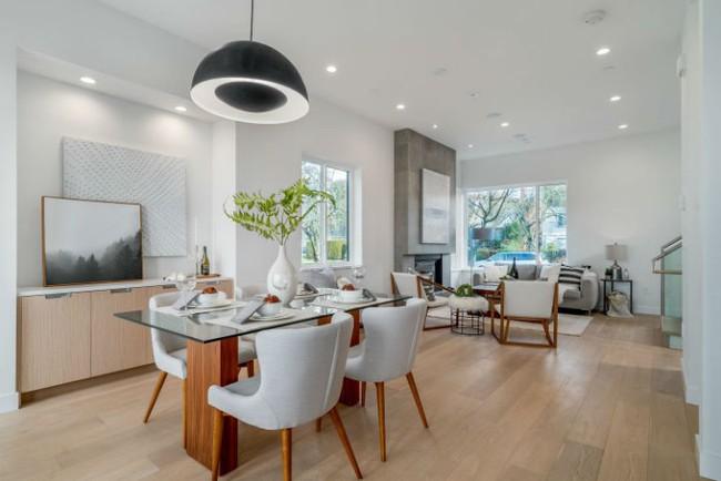 Thiết kế nhà tối giản dành cho gia đình đông người thời hiện đại chuẩn không cần chỉnh - Ảnh 5.
