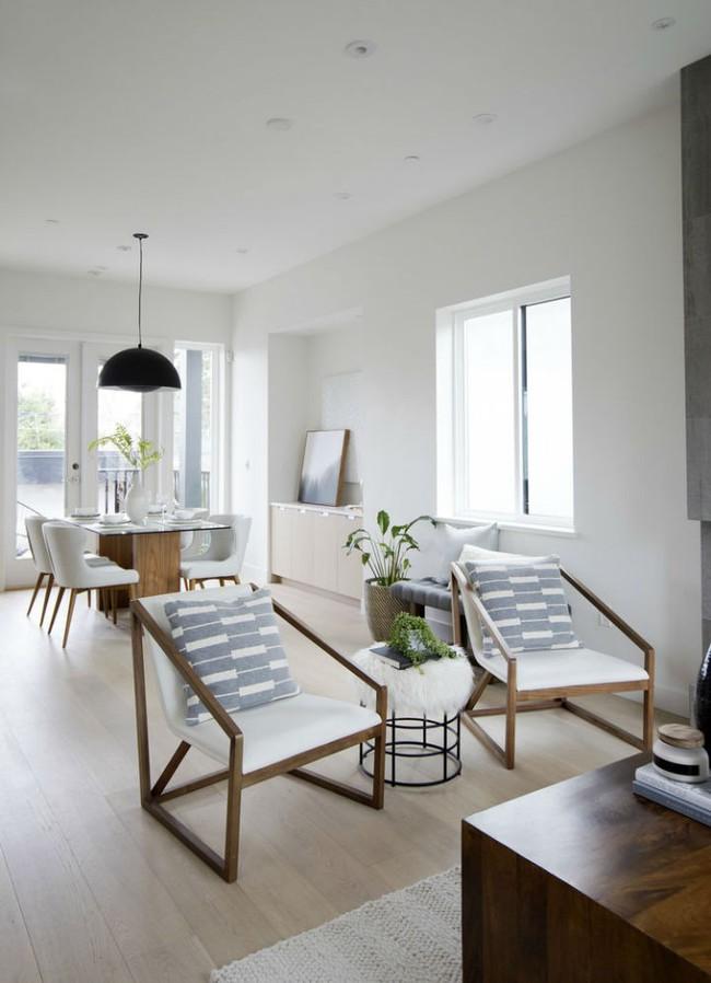 Thiết kế nhà tối giản dành cho gia đình đông người thời hiện đại chuẩn không cần chỉnh - Ảnh 6.