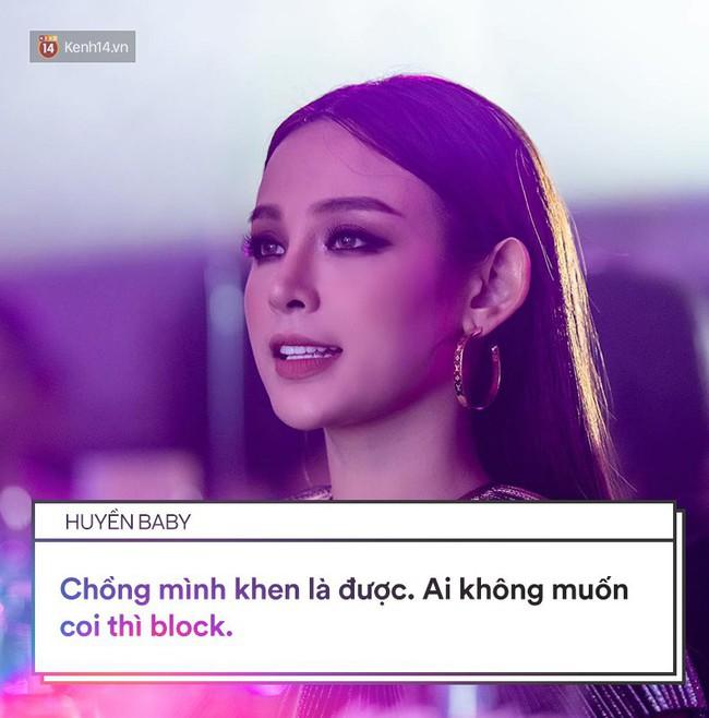 MC Hoàng Linh, Huyền Baby hay Thuý Vi: Hội những cô nàng sở hữu loạt phát ngôn chặt chém nhất năm! - Ảnh 15.