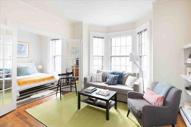 6 cách tận dụng triệt để không gian nhỏ siêu xinh chỉ nhờ các đồ dùng nội thất đa năng  - Ảnh 1.