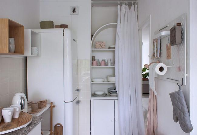 6 cách tận dụng triệt để không gian nhỏ siêu xinh chỉ nhờ các đồ dùng nội thất đa năng  - Ảnh 2.