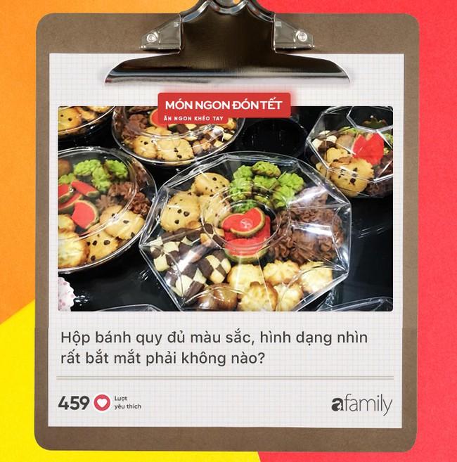 Những món ăn hot cho mùa Tết chị em MXH chia sẻ rầm rộ - Ảnh 6.