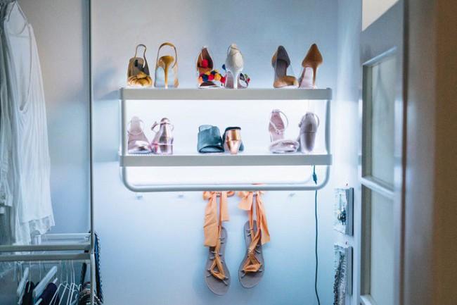 Tự làm tại nhà với 8 thiết kế kệ để giày dép đơn giản