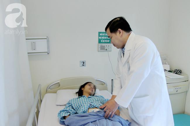 Thấy đau bụng trên 2 ngày và ra huyết màu nâu đen, chị em coi chừng bị căn bệnh gây vỡ tử cung, vô sinh - Ảnh 2.