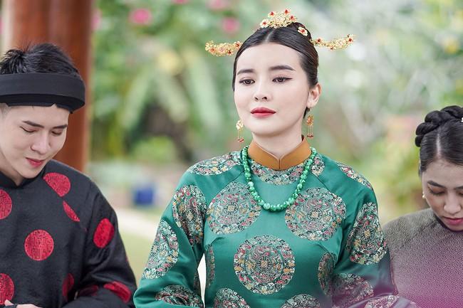 Bí mật Trường Sanh cung: Hết được sủng ái, Trang Phi - Cao Thái Hà bị ghẻ lạnh đáng thương - Ảnh 1.