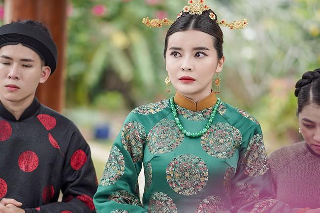Bí mật Trường Sanh cung: Hết được sủng ái, Trang Phi - Cao Thái Hà bị ghẻ lạnh đáng thương - Ảnh 2.