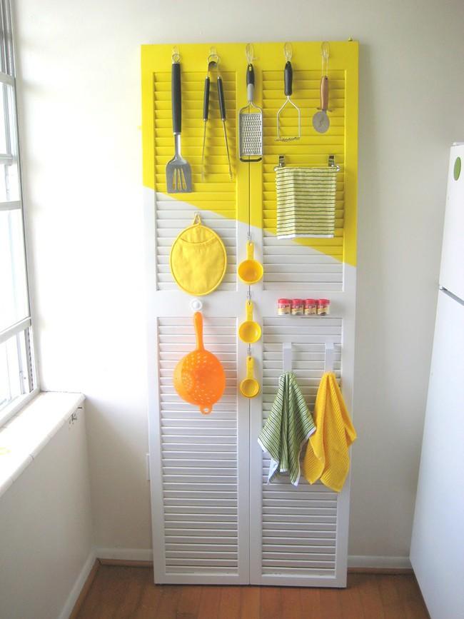 Tận dụng đồ cũ để trang trí cho căn bếp thêm ấn tượng dịp năm mới - Ảnh 4.