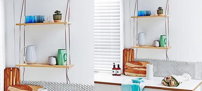 Tận dụng đồ cũ để trang trí cho căn bếp thêm ấn tượng dịp năm mới - Ảnh 5.