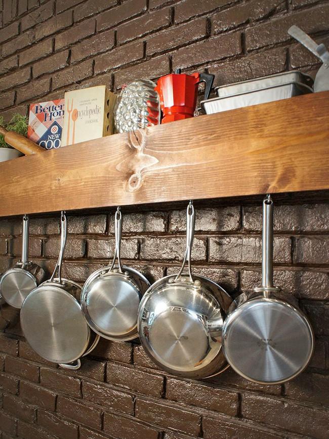 Tận dụng đồ cũ để trang trí cho căn bếp thêm ấn tượng dịp năm mới - Ảnh 9.