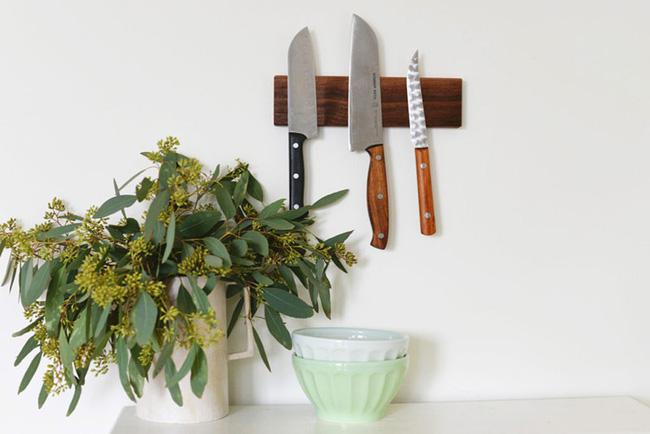 Tận dụng đồ cũ để trang trí cho căn bếp thêm ấn tượng dịp năm mới - Ảnh 10.