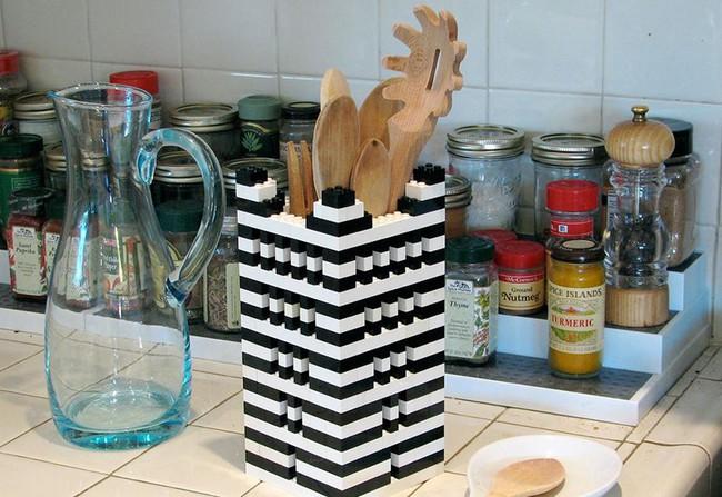 Tận dụng đồ cũ để trang trí cho căn bếp thêm ấn tượng dịp năm mới - Ảnh 15.