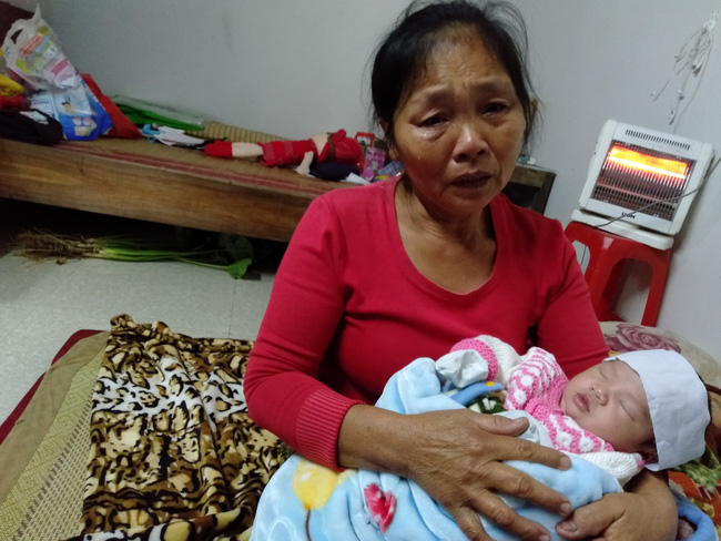 Tiếng khóc xé lòng vì khát sữa của bé gái mới chào đời đã mất mẹ - Ảnh 6.