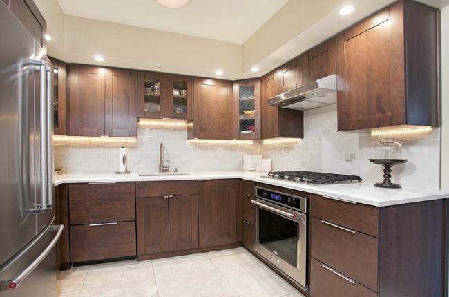 10 góc bếp nhỏ xinh được decor sáng tạo dành cho những căn hộ có diện tích khiêm tốn - Ảnh 2.