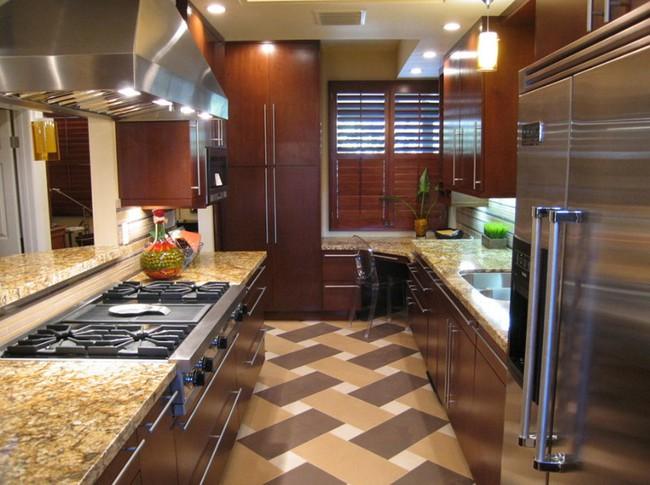 10 góc bếp nhỏ xinh được decor sáng tạo dành cho những căn hộ có diện tích khiêm tốn - Ảnh 3.