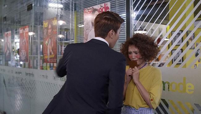 Lan Ngọc yêu Bình An, nhưng Chi Pu lại là người hôn môi anh chàng này  - Ảnh 10.