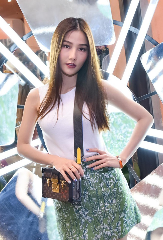 Quang Vinh - Diễm My 9X diện trang phục cá tính, tình cờ hội ngộ ở sự kiện  - Ảnh 3.